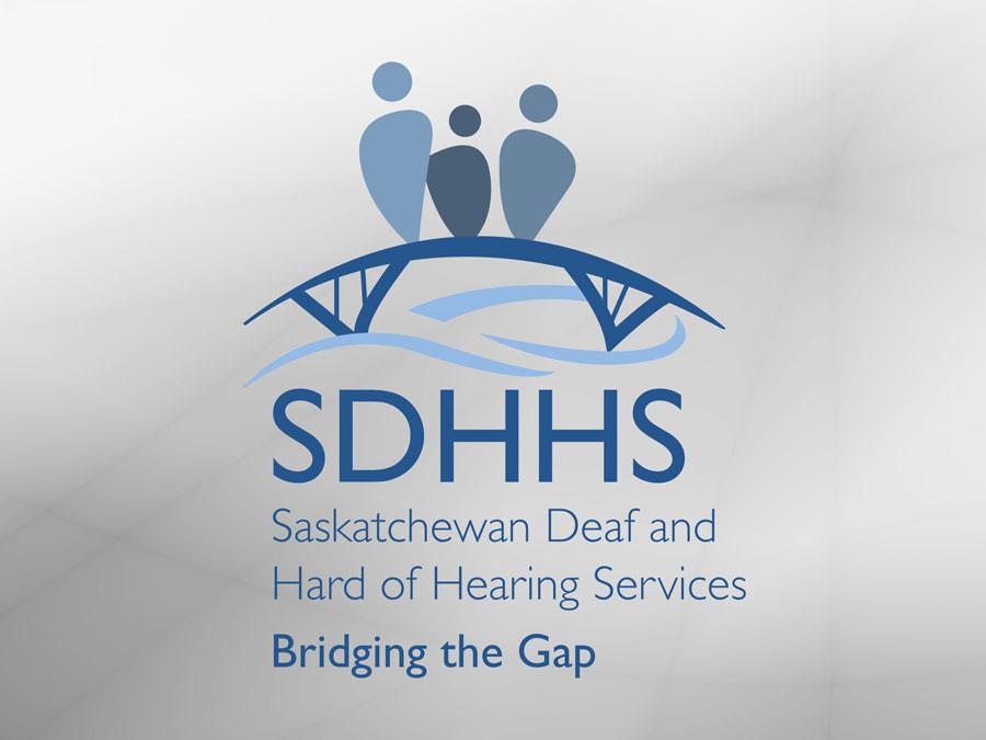 SDHHS logo design
