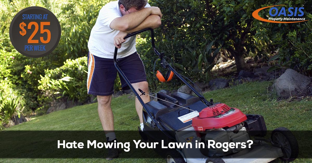 Rogers Arkansas Lawn Care Service
