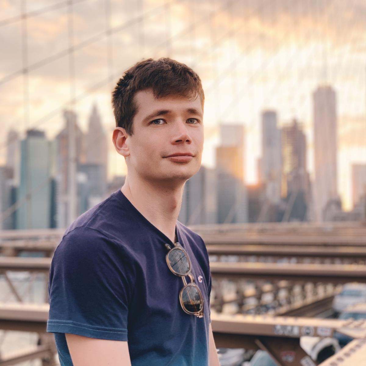 Daniel Novykov UX Designer