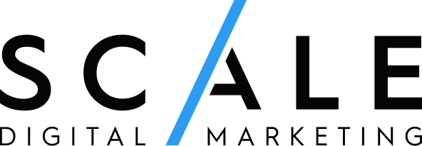 scale digital marketing logo