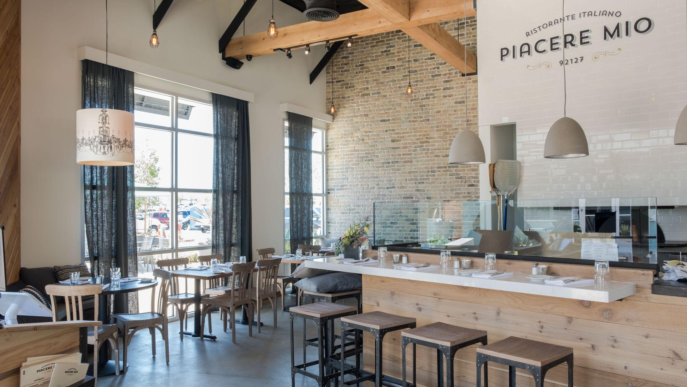 Best Authentic Italian Restaurant Piacere Mio North County