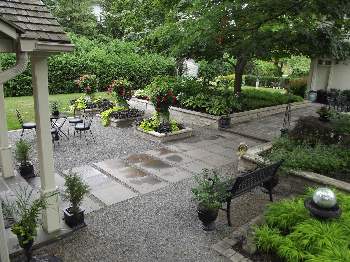 Picture of: English Country Garden In Niagara