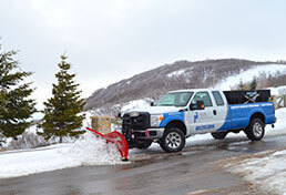 Snow Removal Service in Salt Lake City