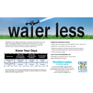 Get Your Water Days