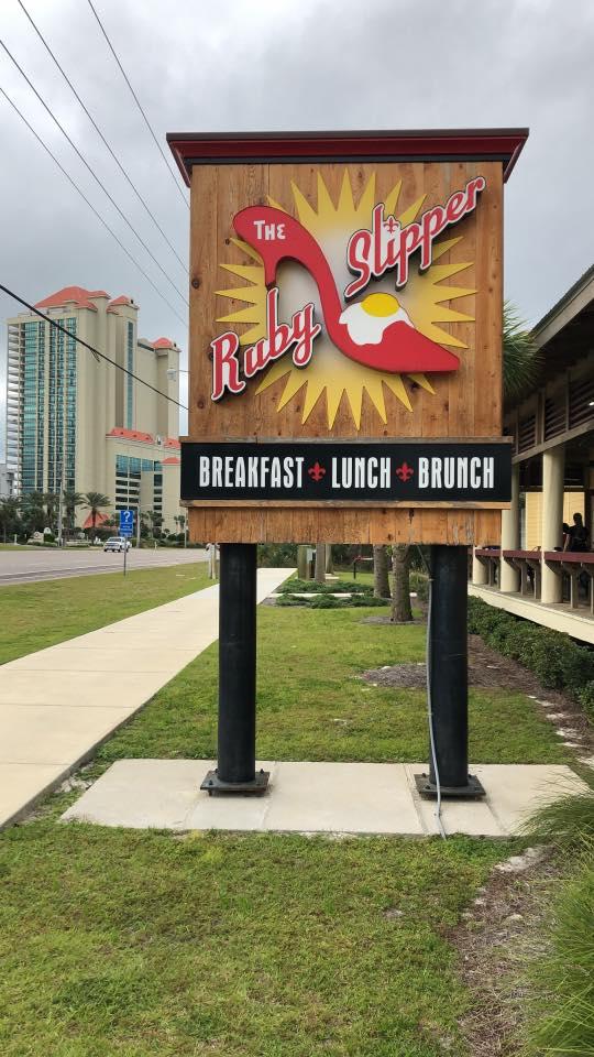 The Ruby Slipper Gulf Shores Alabama
