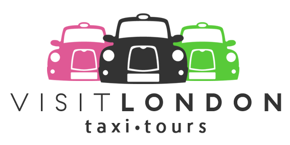 Visit London taxis logo