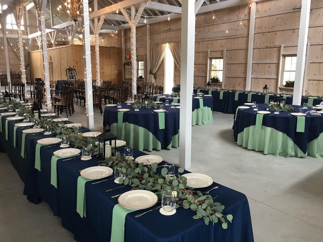 kylan barn wedding venue interior