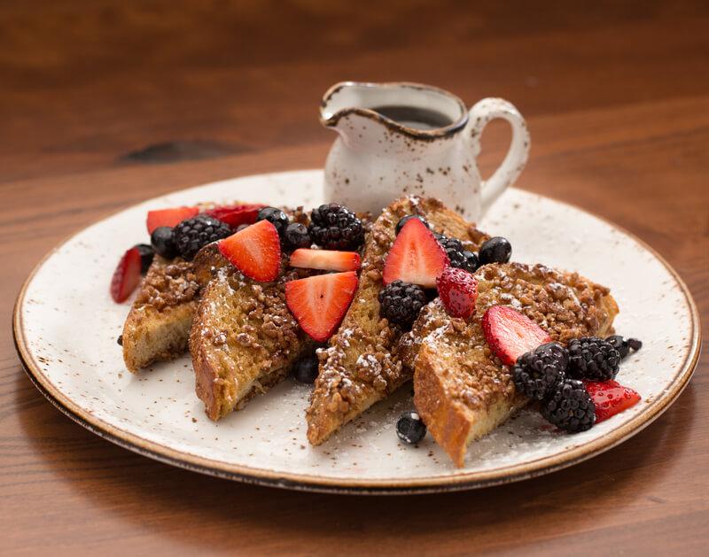 Knox Berry Breakfast