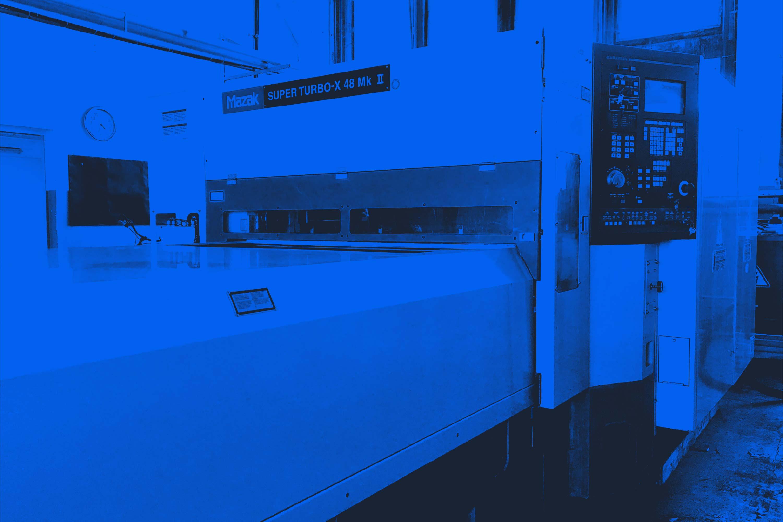 RoC Stahl GmbH // Laserschneiden