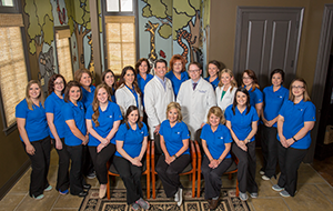 The doctors and staff of Noel & Hanby ENT Clinic