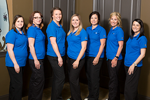 ENT specialty staff at Noel & Hanby ENT Clinic