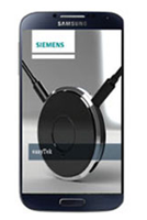 easyTek™ App universal smartphone app for hearing aids from Siemens