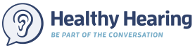 Healthy Hearing logo