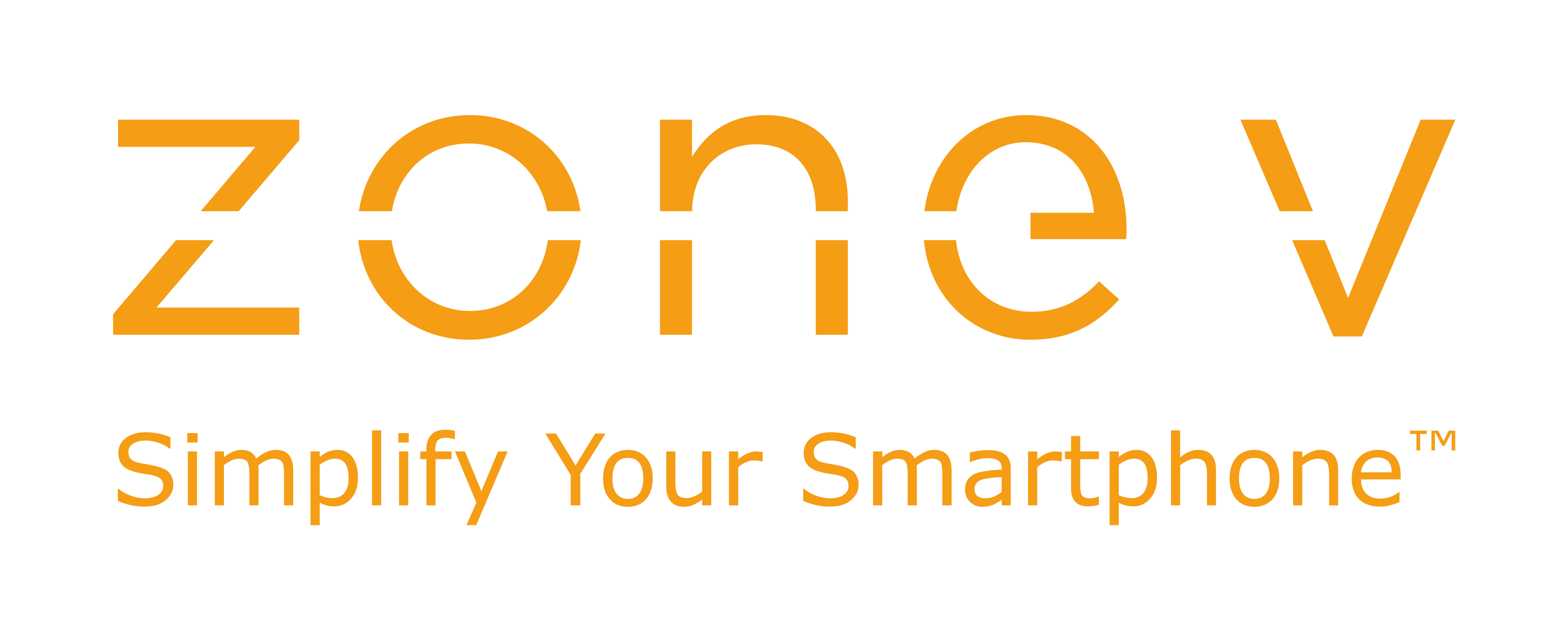 Zone V Simplify Your Smartphone logo