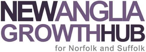 new anglia growth hug logo