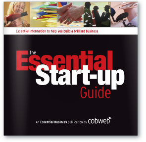 The Essential Start-up Guide - Cobweb publication