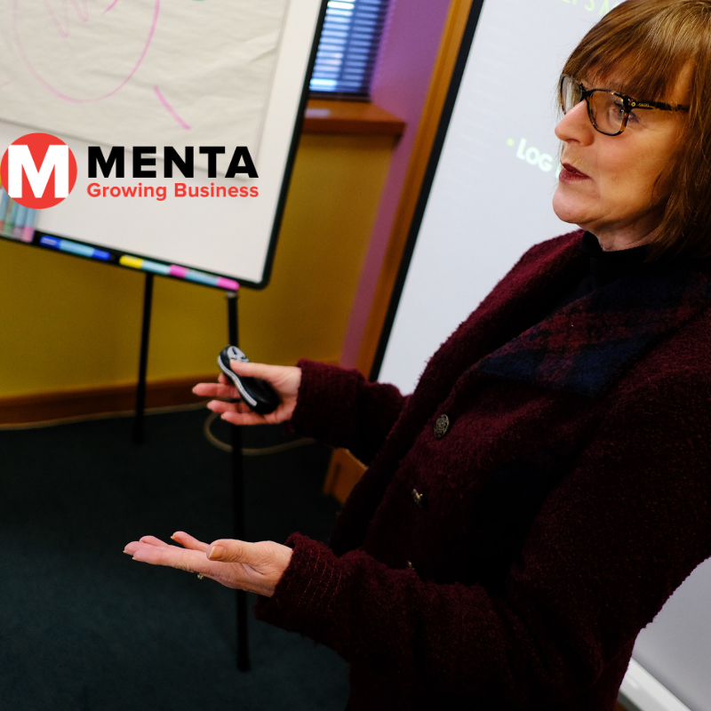 Business advice from MENTA Business Support