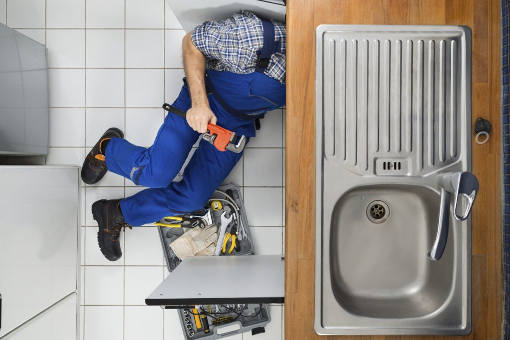 Kitchen Plumbing | Aramendia Plumbing Heating & Air