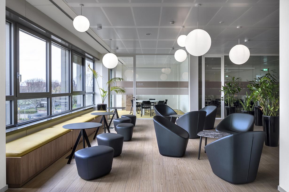 Ocio i nuovi uffici siemens a milano for Uffici a milano