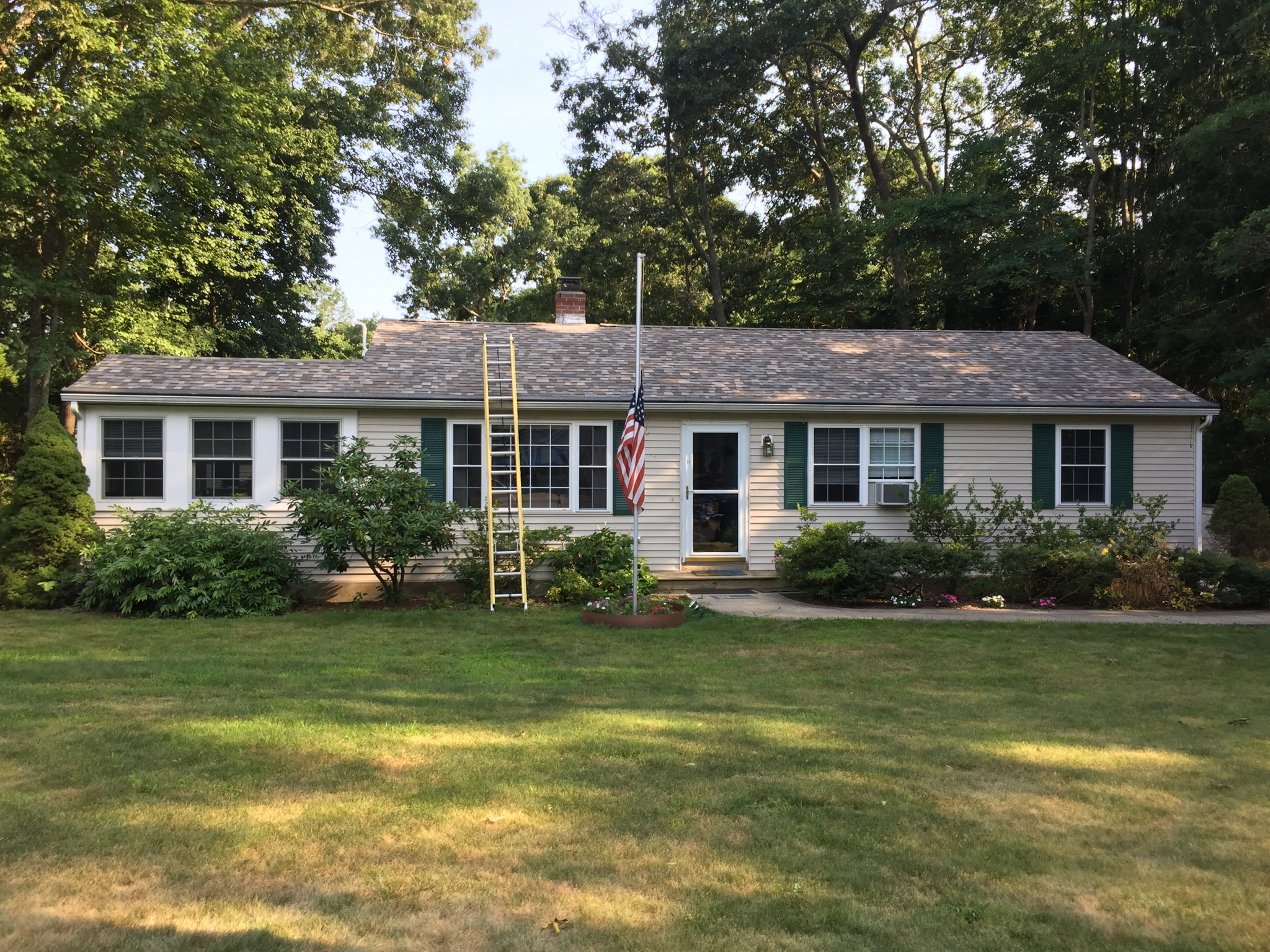 Roofing Services in East Lyme Connecticut