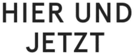 Hier&Jetzt Logo
