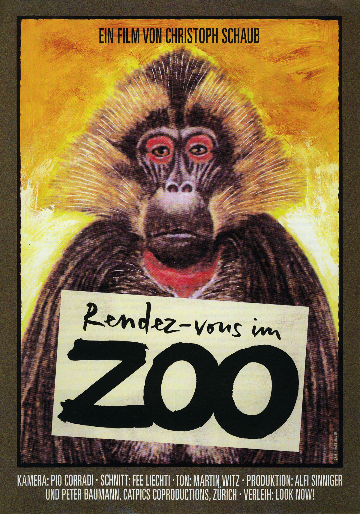 The Rendez-vous in the Zoo