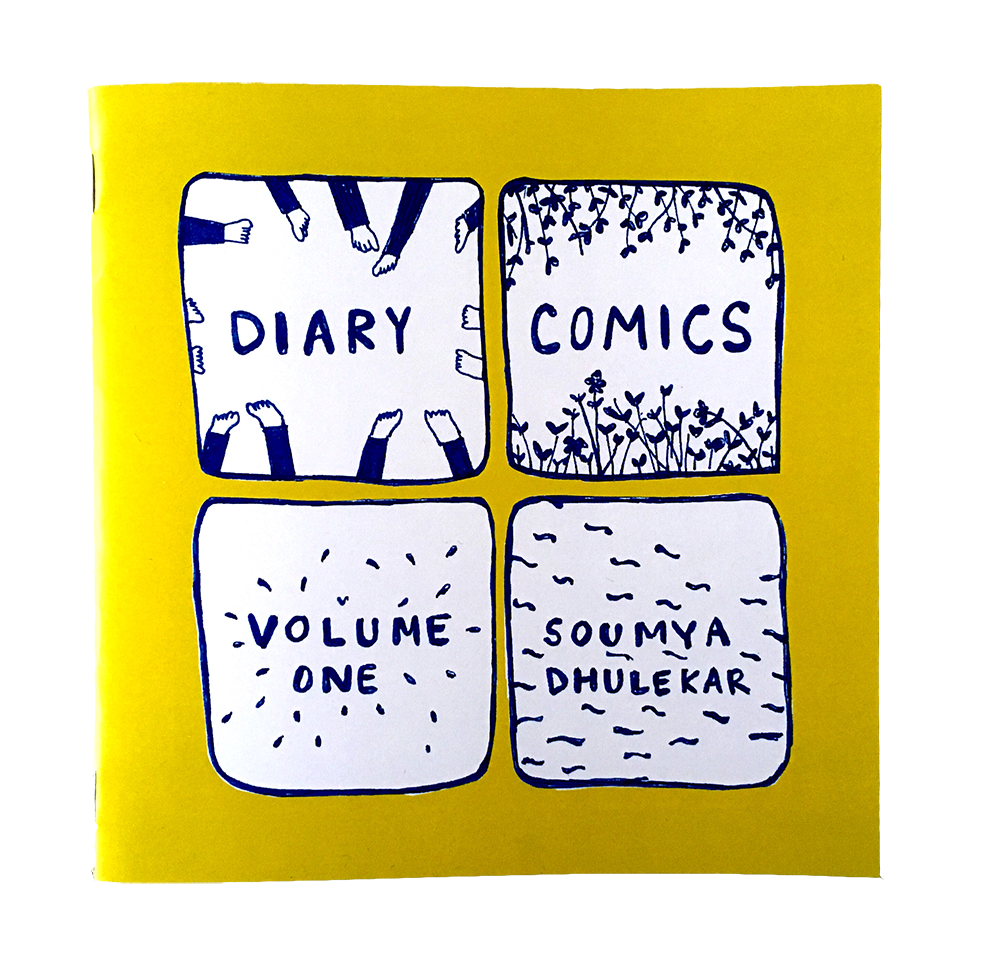 Diary Comics Vol. 1