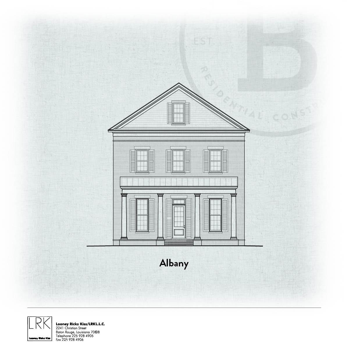 Albany Elevation