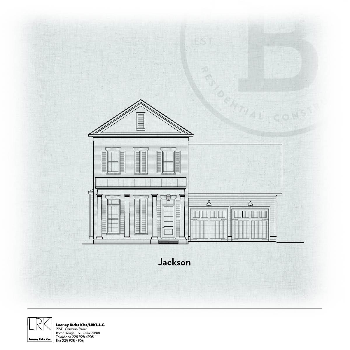 Jackson Elevation
