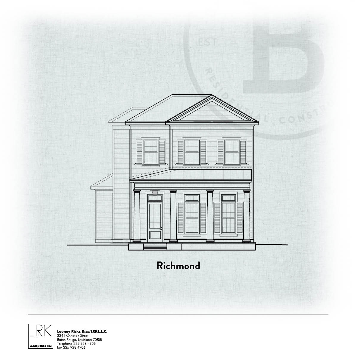 Richmond Elevation