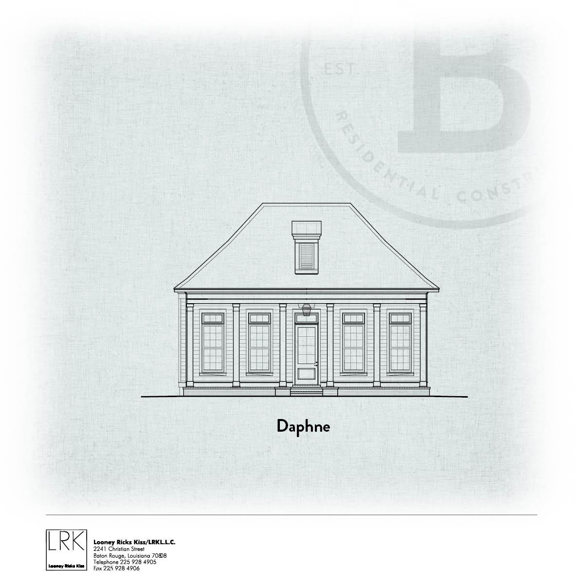 Daphne Elevation
