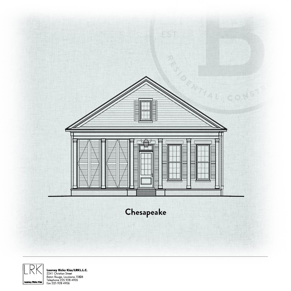 Chesapeake Elevation