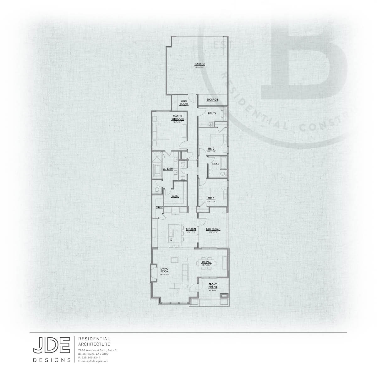 Madrid Floorplan