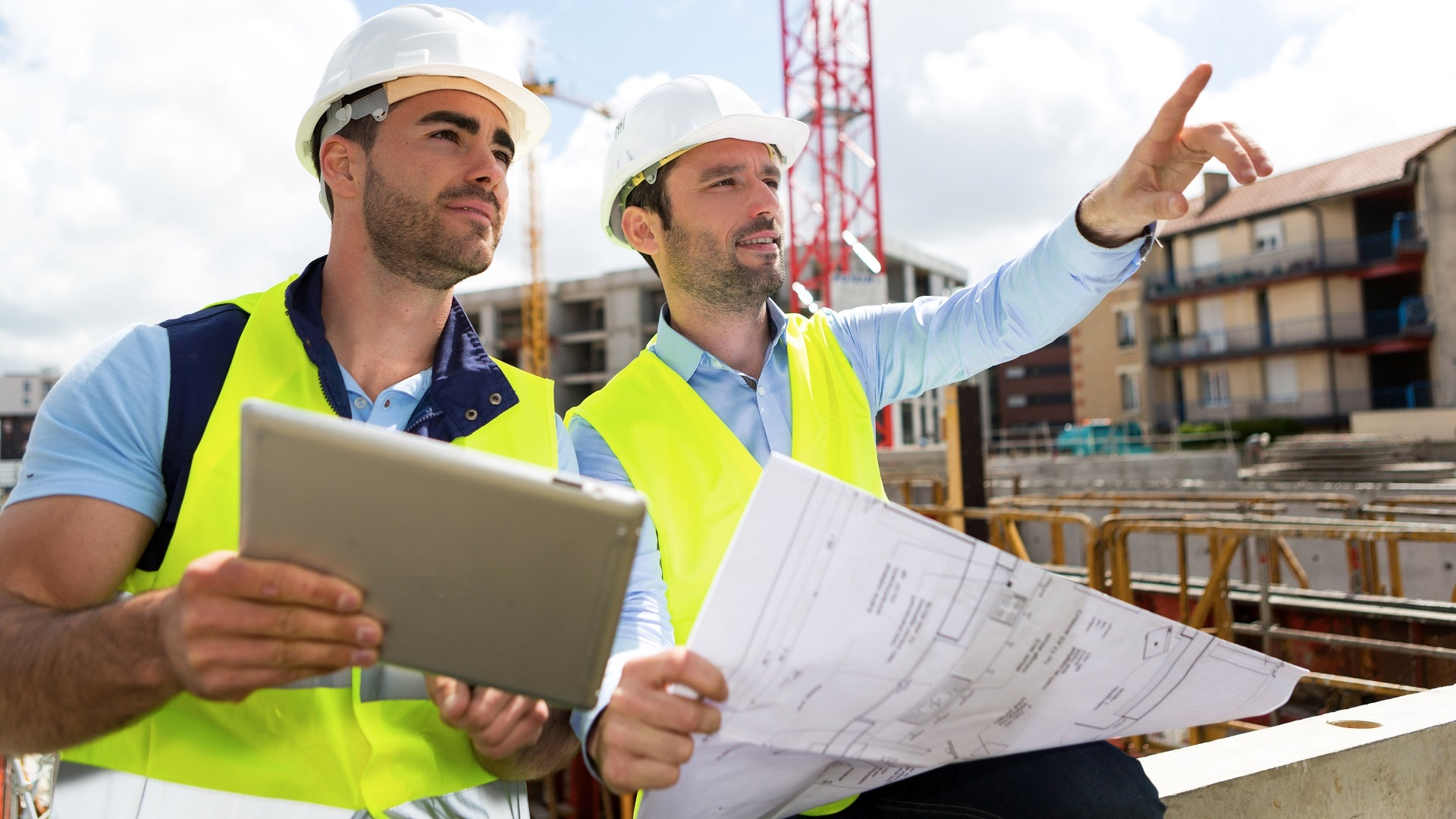 GEODI and MOBIDI for Construction Companies