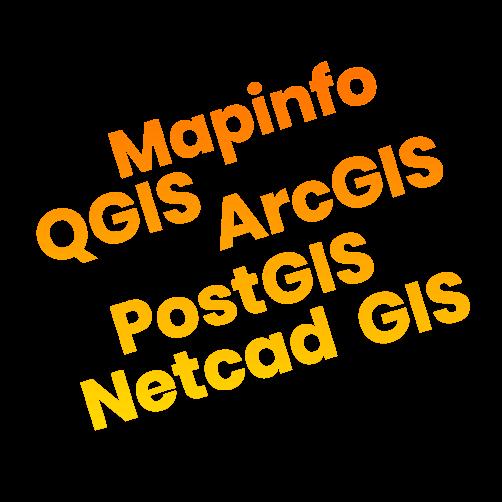 Diğer GIS yazılımları