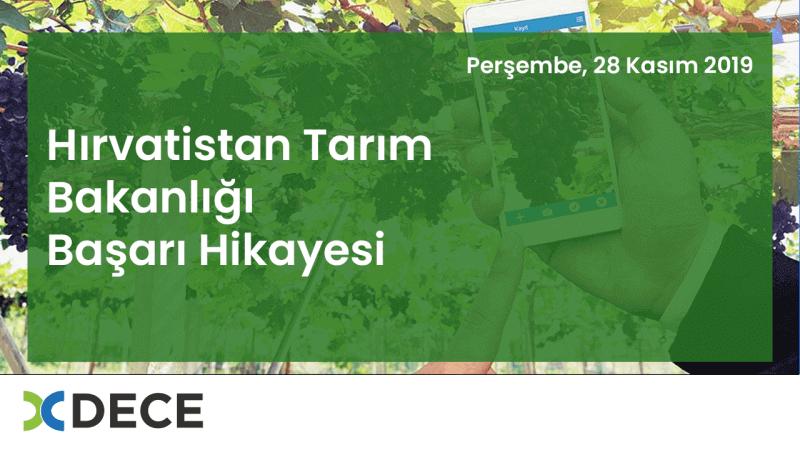 Hırvatistan Tarım Bakanlığı Başarı Hikayesi
