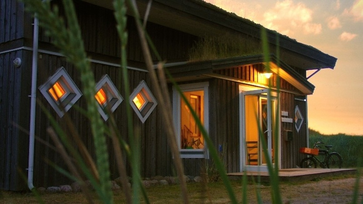 Sustainable Accomodation by Sunset bookitgreen