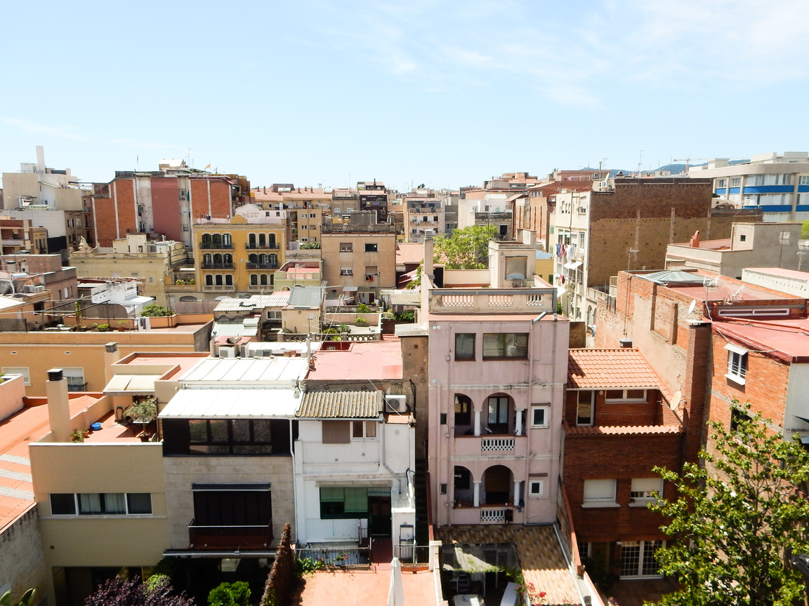 betahaus Barcelona Terrace View Cworking Space Spain