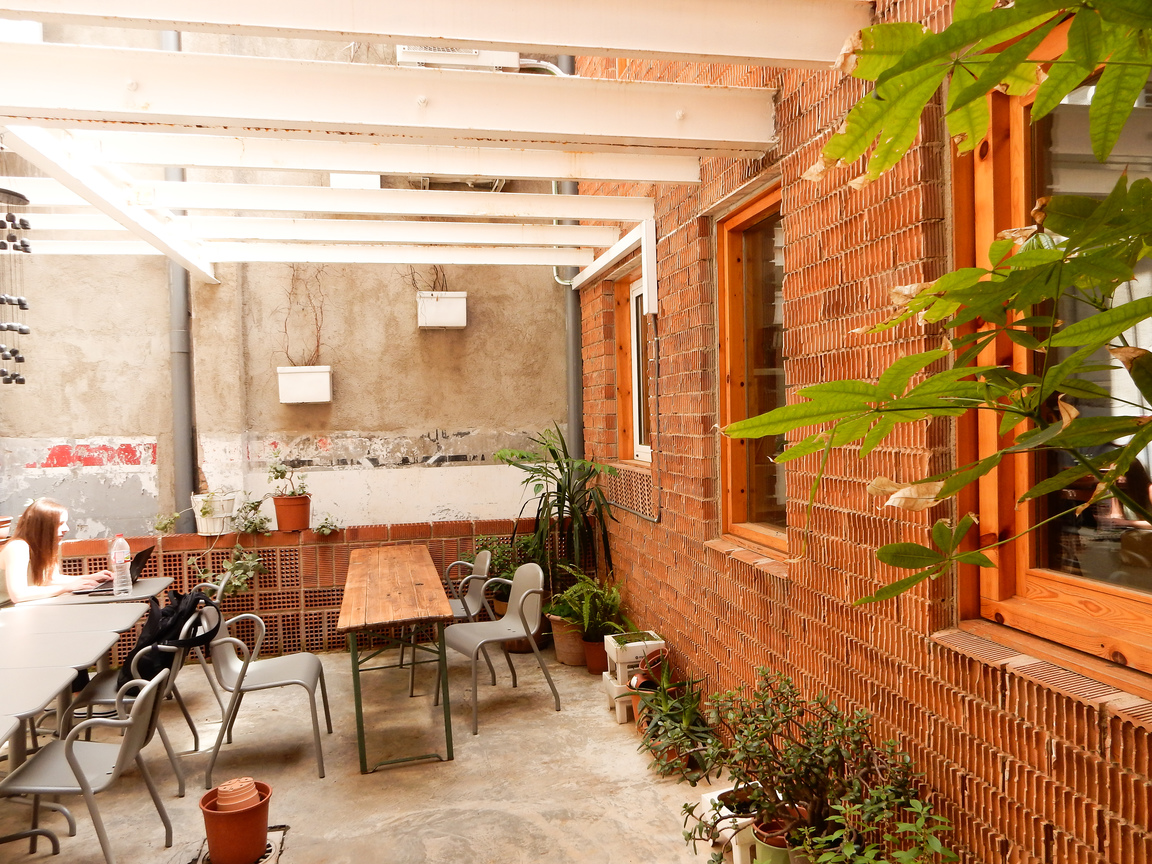 betahaus Barcelona Coworking Space Offices Spain Startup