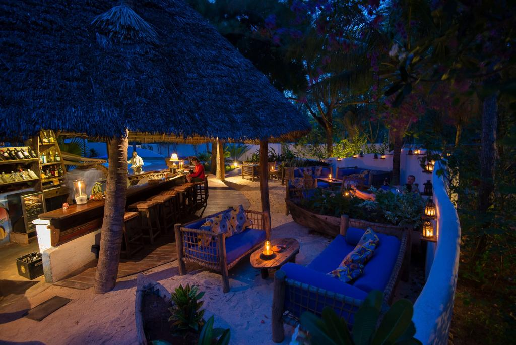 Matemwe Lodge is located on the north-east coast of Zanzibar. It is a 3 minutes walk from the beach.