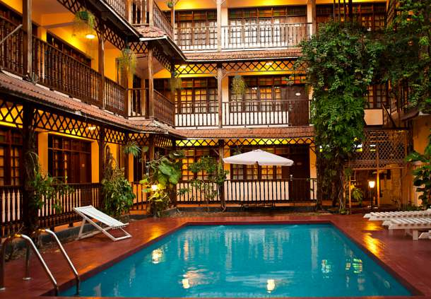 Protea Hotel Dar es Salaam Courtyard is conveniently located near Julius Nyerere International Airport, the city centre.