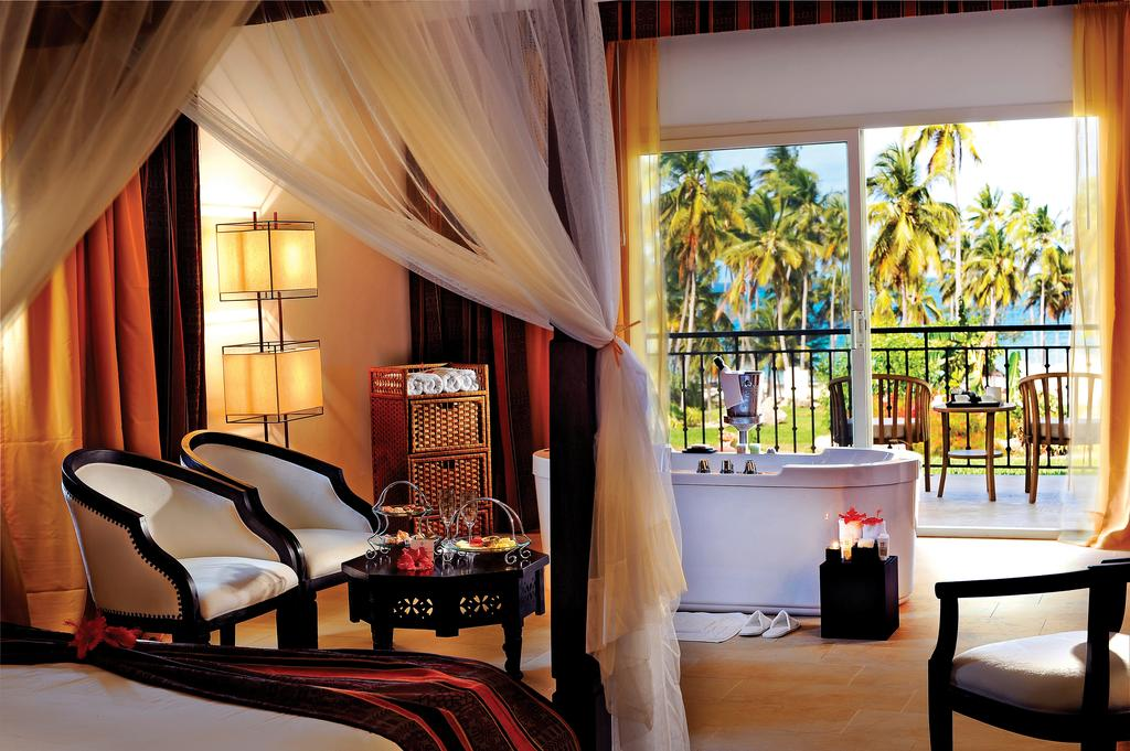Dream of Zanzibar is a luxurious resort set on the beach of Kiwengwa on the North East Coast of Zanzibar.