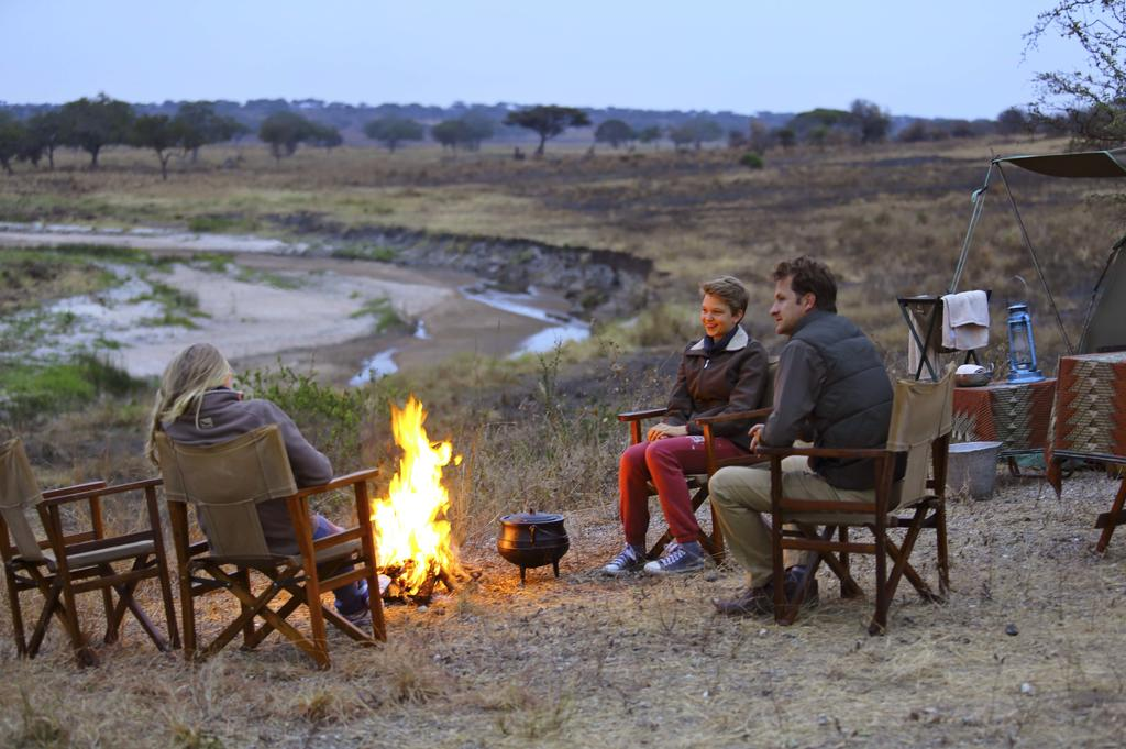 Oliver's Camp is situated in the remote South Eastern part of the Tarangire National Park.