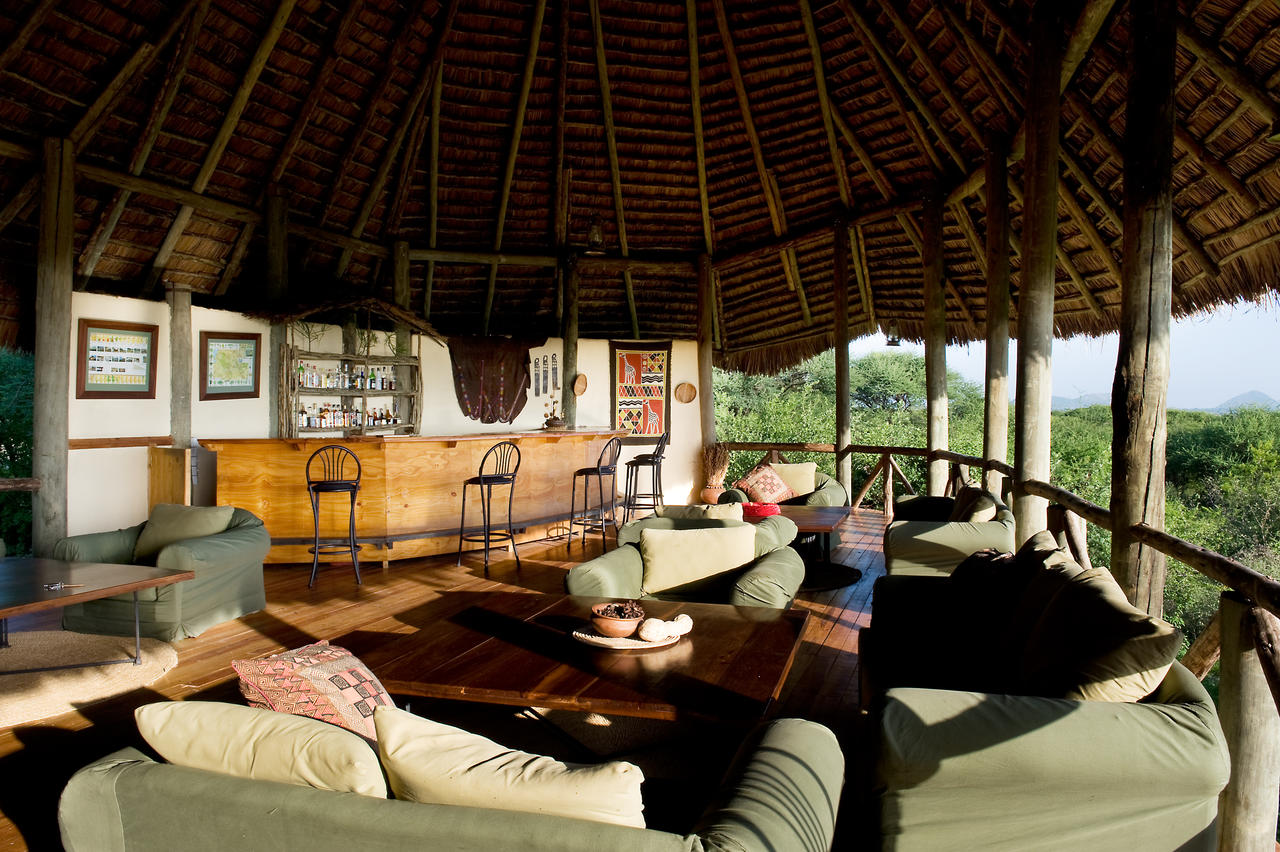 This camp is the perfect place to relax in comfort after a day of gamedrives in Tarangire, simply carried away by the breeze and the colors of the African sunset from your private terrace.