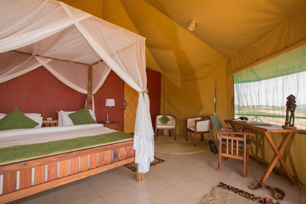 Karatu Simba Lodge offers a slice of life only to be found in rural Tanzania.