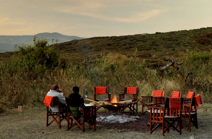 Lemala Ngorongoro is intimately set in a delightful ancient acacia forest close to the rim of the magnificent Ngorongoro Crater.