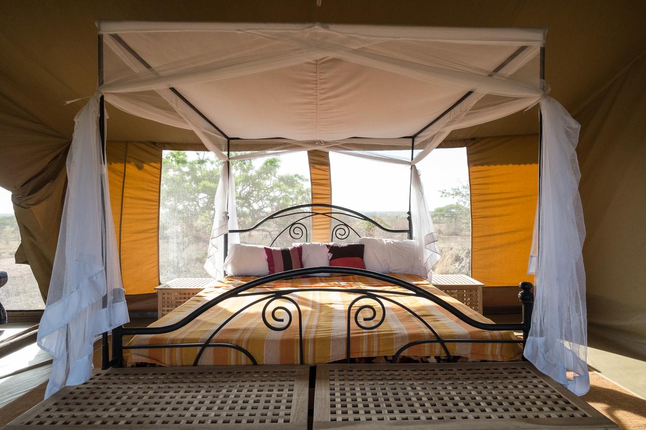 Ikoma Wild Camp is located just outside the Serengeti National Park at the Grumeti Game Reserve and Ikoma Game Controlled Area.