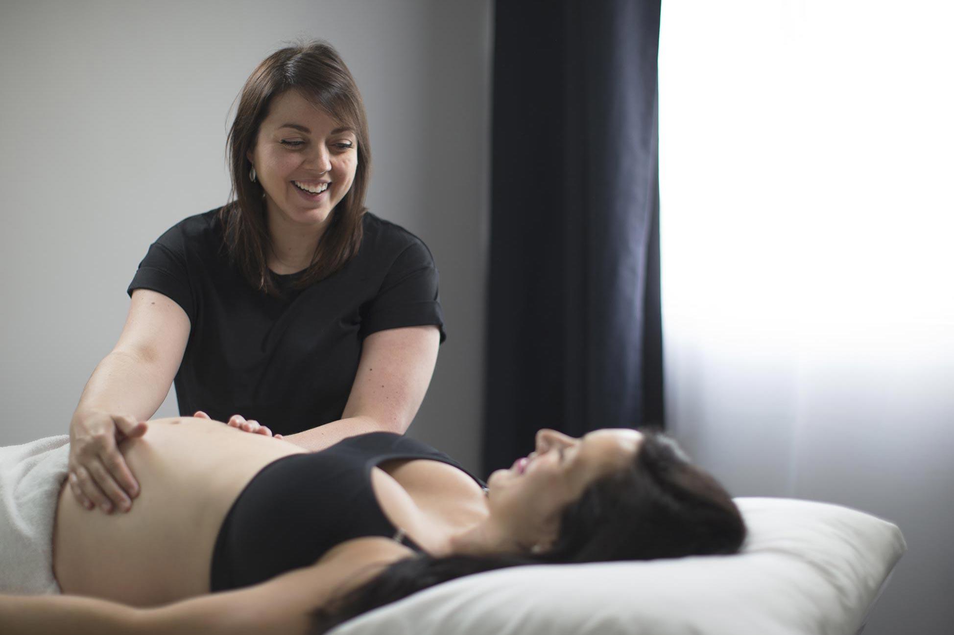 Traitement acupuncture de grossesse