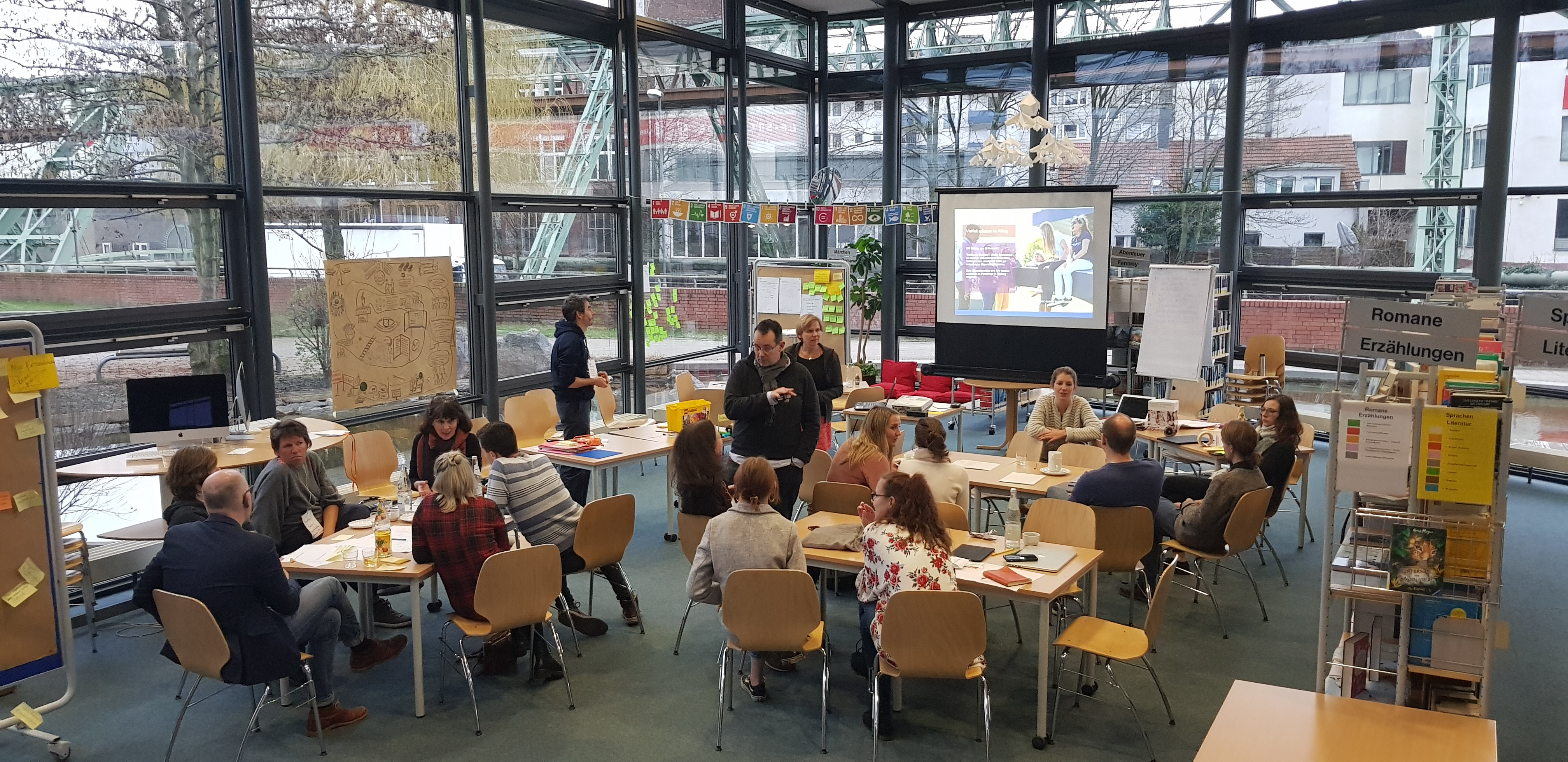 Weltbürger*in werden - Das Innovationslabor Global Citizenship Education