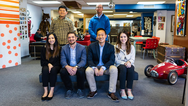 Upgrow San Francisco Marketing Team